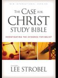 Case for Christ Study Bible-NIV: Investigating the Evidence for Belief