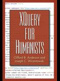 XQuery for Humanists