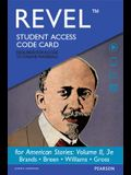 Revel for American Stories: A History of the United States, Volume 2 -- Access Card