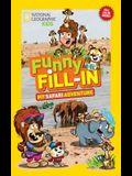 Funny Fill-In: My Safari Adventure