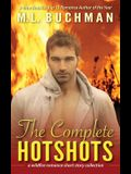 The Complete Hotshots: a wildfire romance short story collection