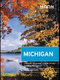 Moon Michigan: Lakeside Getaways, Scenic Drives, Outdoor Recreation