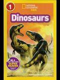 Dinosaurs (1 Hardcover/1 CD)