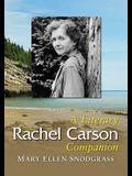 Rachel Carson: A Literary Companion
