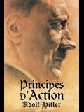 Principes d'action