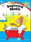 Beginning Math, Grade 1: Gold Star Edition