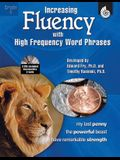 Increasing Fluency with High Frequency Word Phrases Grade 4 (Grade 4) [With 2 CDROMs]