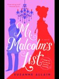 Mr. Malcolm's List
