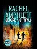 Before Nightfall: An action-packed thriller