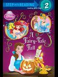 Disney Princess: A Fairy-Tale Fall