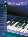 Lennon & McCartney Hits: Piano Duet Play-Along Volume 39 [With CD (Audio)]