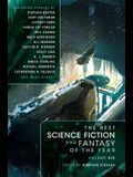 The Best Science Fiction and Fantasy of the Year, Volume Six
