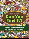 Can You Find It? The Very Best Find-The-Difference Activities for Children
