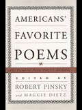 Americans' Favorite Poems: The Favorite Poem Project Anthology