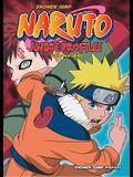 Naruto Anime Profiles, Vol. 2: Hiden Shippu Emaki