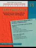 Test Prep Reading Comprehension Volume 1, Grades 1 - 5