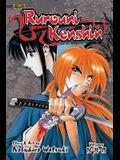 Rurouni Kenshin (3-In-1 Edition), Vol. 5, Volume 5: Includes Vols. 13, 14 & 15