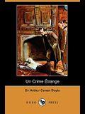 Un Crime Trange (Dodo Press)
