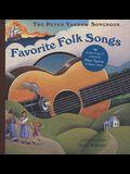 The Peter Yarrow Songbook: Favorite Folk Songs (Book & CD)