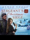 Sergeant's Christmas Siege Lib/E