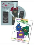 Learn to Sew with Janet Corzatt -- Level One -- Plus Apron Pattern: A Beginners Sewing Method for Palmer/Pletsch