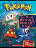 Alola Region Poster Book (Pokémon)