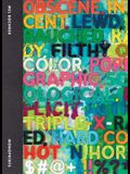 Mel Bochner: Monoprints: Words, Words, Words...