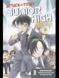 Attack on Titan: Junior High 3