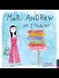 Mari Andrew 2020 Wall Calendar: Am I There Yet?