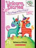 Bo's Magical New Friend: Branches Book (Unicorn Diaries #1), Volume 1