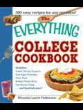 Everything College Cookbook