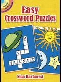 Easy Crossword Puzzles