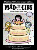 Mad Libs, 40th Anniversary Edition
