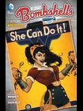 DC Comics: Bombshells Vol. 1: Enlisted