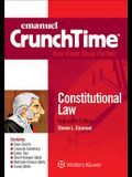 Constitutional Law, Crunchtime