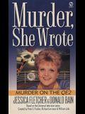 Murder on the Qe2