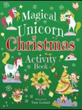 Magical Unicorn Christmas Activity Book (Dover Children's Activity Books)