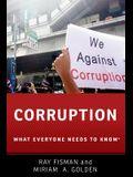 Corruption Wentk P