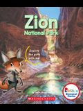 Zion National Park (Rookie National Parks) (Library Edition)
