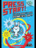 Super Rabbit Boy Powers Up! a Branches Book (Press Start! #2), 2