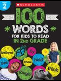 100 Words for Kids to Read in Second Grade Workbook
