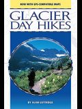 Glacier Day Hikes: Now with GPS Compatible Maps (Updated)