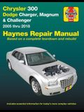 Chrysler 300 (05-18), Dodge Charger (06-18), Magnum (05-08) & Challenger (08-18) Haynes Repair Manual: (does Not Include Information Specific to Diese