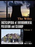 Encyclopedia of Environmental Pollution and Cleanup
