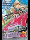 Eyeshield 21, Volume 20