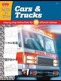 Cars & Trucks: Step-By-Step Instructions for 28 Different Vehicles
