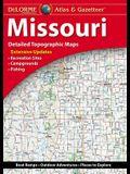 Delorme Atlas & Gazetteer: Missouri