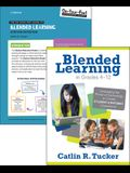 Bundle: Tucker: Blended Learning in Grades 4-12 + On-Your-Feet Guide to Blended Learning: Station Rotation