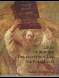 Logia of Business Organizations Law for Paralegals
