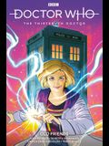 Doctor Who the Thirteenth Doctor Volume 3: Old Friends